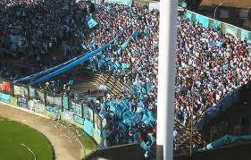 torcida do Belgrano comemora acesso