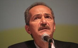 """""""Eu celebro a criação dessa confederação"""", disse Aldo Rebelo (Foto: Marcos Alves/ Globo)"""