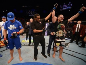 Dos Santos vs. Velasquez (Foto: Divulgação/ UFC)