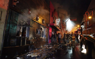 A tragédia deixou mais de 200 mortos. (Foto: AP)