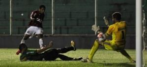 Atlético começou bem, mas quase perdeu no fim do jogo (Foto: Divulgação - Site oficial do Atlético-PR)