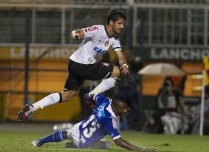Alexandre Pato, titular, balançou as redes ajudou o Corinthians a vencer. (Foto: Divulgação/Site Oficial Corinthians)