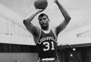 Wes Unseld em 1965, o maior nome revelado pelo Cardinals até hoje. (Foto: Sports Illustrated)