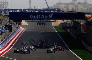 Largada foi decisiva para o resultado final no Bahrein (Foto: Getty Images)