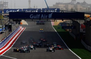 Largada foi decisiva para o resultado final no Bahrein (Foto: Getty Images)