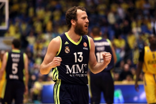 O Real de Sergio Rodríguez está garantido no Final Four. (Foto: EuroLeague.net)