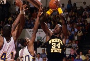 Xavier McDaniel foi o principal nome revelado por Wichita State. (Foto: Acervo/Wichita State)