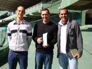 Edison Borges será o treinador do Foz em 2013