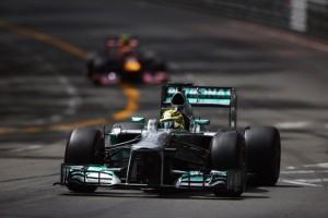 Rosberg venceu tranquilamente nas ruas do principado (Foto: Getty Images)