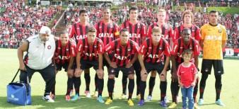 (Meninos do sub-23 chegaram perto do título paranaense e revelaram talentos. Foto: Divulgação/CAP)