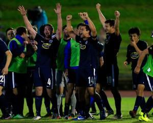 Auckland superou o Waitakere e conquistou o OFC Champions League (Foto: ReproduçãoFacebook/OceaniaFootballConfederation)