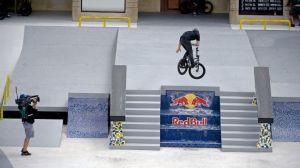 Garret Reynolds venceu novamente no BMX Street dos X Games (Foto: Brett Wilhelm/ESPN)