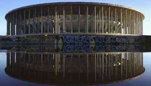 Estádio Nacional (Foto: Reuters)