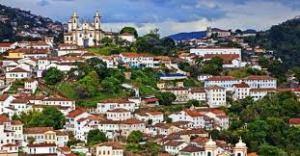 Cidade de Ouro Preto-MG (Foto: UOL)