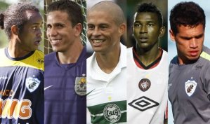 Qual o melhor jogador do Campeonato Paranaense 2013?(Foto: Gazeta do Povo)