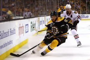 (Os donos da casa levaram a melhor no game 3. Foto: Divulgação/NHL)