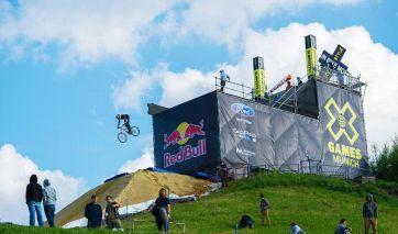 Edição de Munich marcou a estreia da modalidade Mountain Bike Slopestyle (Foto: Eric Lars Bakke / ESPN Images)