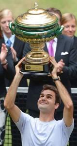 (O suiço levanta sua primeira conquista em 2013. Foto: Getty Images)