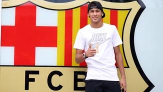 Neymar é a contratação mais badalada até o momento (Foto: Reprodução/SiteOficial do Barcelona)