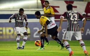 Tigre ressurgiu no ano passado e voltou para a elite do futebol brasileiro (Foto: Agência Photocamera)