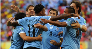 Uruguai goleia e enfrenta Brasil na semifinal ( Foto : Getty Images)