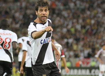 Juninho voltou em grande estilo ao Vasco. (Foto: Divulgação/Site Oficial Vasco da Gama)