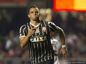 Renato Augusto pode ser a peça que Felipão procura para fechar o grupo da seleção. (Foto: Divulgação/Site Oficial do Corinthians)