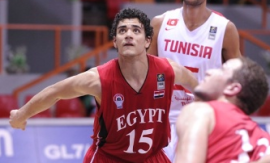 O egípcio Assem Marei é um dos destaques de seu país. (Foto: Divulgação/FIBA)