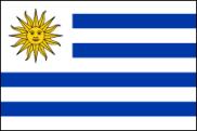 flag uruguai