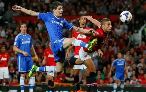 Manchester United e Chelsea ficaram no empate (Foto: Getty Images)