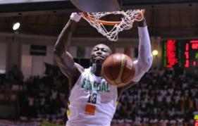 Jogador de NBA, Hamady N'Diaye é destaque em Senegal. (Foto: Divulgação/FIBA)