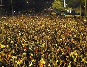 A festa não para na capital mineira (Foto: Gabriel Duarte)