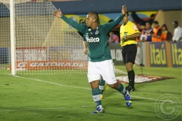 Walter: o gordinho artilheiro (Foto: Reprodução Site Oficial Goiás)