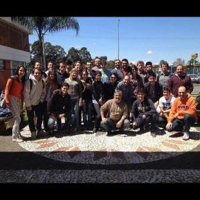 Profissionais e estudantes participaram do curso ano passado (Foto: Reprodução Facebook)