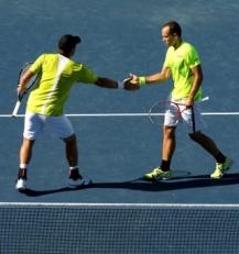 Brasileiro está na final das duplas masculinas pela primeira vez (Foto: Divulgação)