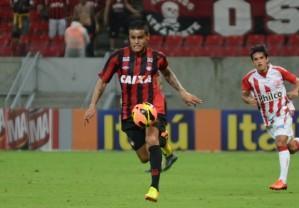 CAP goleia o Timbu (Foto: Divulgação/Atlético-PR)