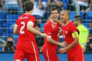 A Suíça pode se classificar na próxima rodada (Foto: Alex Grimm)