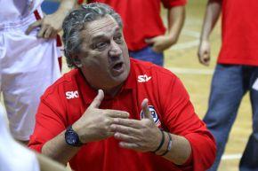 Cláudio Mortari, do Pinheiros, é a opção de Oscar para assumir a seleção. (Foto: Luiz Pires/LNB)