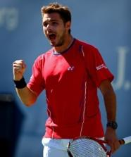 Wawrinka chega a sua primeira semifinal de Grand Slam na carreira (Foto: Divulgação)