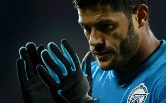 Hulk passou em branco (Foto: Getty Images)