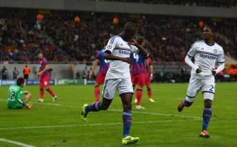 Ramires fez dois dos quatros gols da partida (Foto: Getty Images)