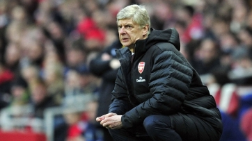 Arsene Wenger vive boa fase no comando do Arsenal (Foto: Getty Images)