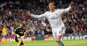 Cristiano Ronaldo é o artilheiro da UCL com 7 gols (Foto: Reuters)