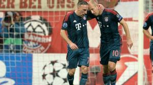 Ribéry e Robben continuam essenciais para o Bayern (Foto: Getty Images)