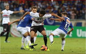 Ganso voltou a jogar bem (Foto: Rubens Chiri/saopaulofc.net)