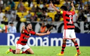 Hernane teve noite de gala (Foto: André Durão/ Reprodução Globoesporte.com)
