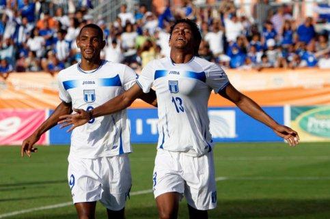Honduras é mais uma seleção classificada para a Copa do Mundo (Foto: Bob Levey)
