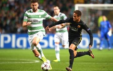 Neymar foi o protagonista da partida (Foto: Getty Images)