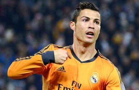 Cristiano Ronaldo marcou mais uma vez para o Real (Foto: AFP)