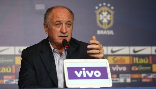 """Felipão terá """"dor de cabeça"""" após os amistosos para decidir a lista final.  (Foto: Divulgação CBF)"""